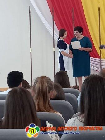Победители VI Конкурса «Шаг в науку» им. Васо Абаева